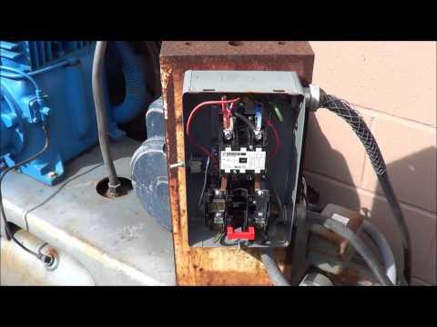 multi stage compressors \u0026 wiring a single phase motor air compressor starter wiring diagram quincy air compressor wiring diagram