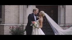 Cara + Derek   Wedding Film at Marie Gabrielle Restaurant & Gardens