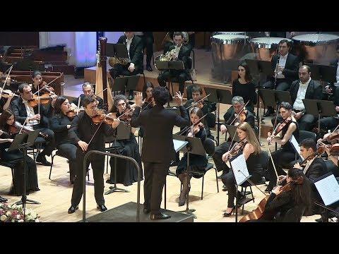 VII Международный фестиваль Арама Хачатуряна в Ереване