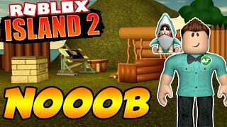 SURVIVAL ON CRAZY ISLAND !! / Roblox Island 2 / Roblox Real Life