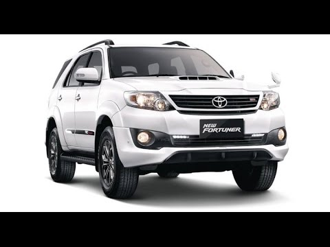 Toyota Fortuner 2015 Review Youtube