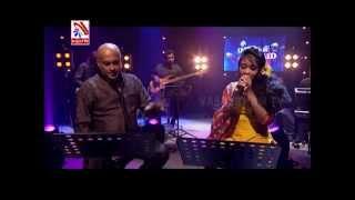 Andru Vanthathum Ithe Nila - M. Sivakumar feat. Swaraanjali - The Agnee Live Band