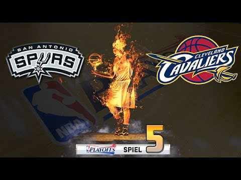 Let's Play NBA 2K16 Deutsch German [359] - Playoffs: Game 5 (vs. Cleveland Cavaliers)