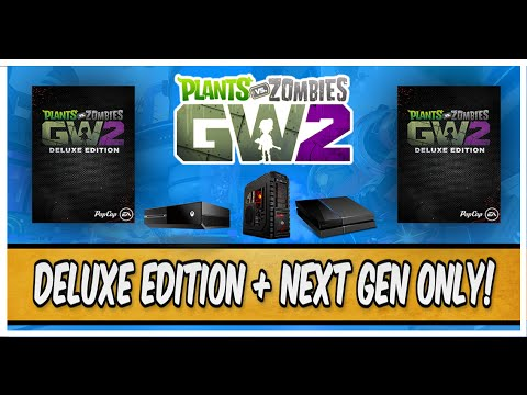 Plants vs Zombies Competitive 2-Player Xbox 360 HD (1080p) - YouTube