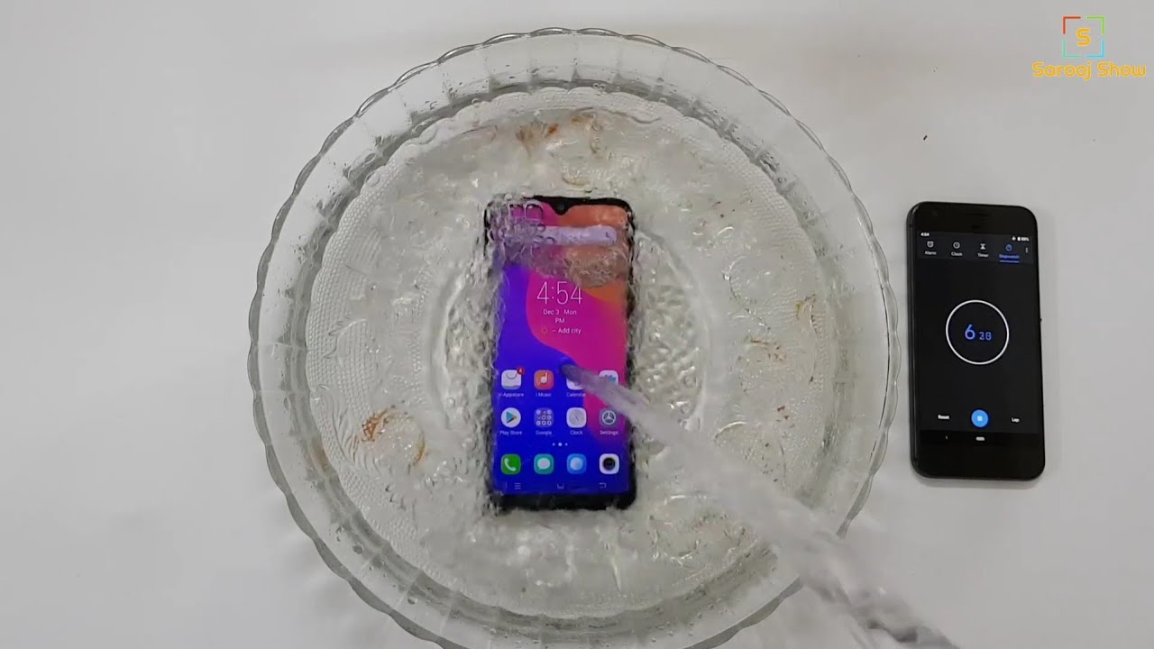 super popular 03074 fc580 Vivo Y95 Water Test! Actually Waterproof?