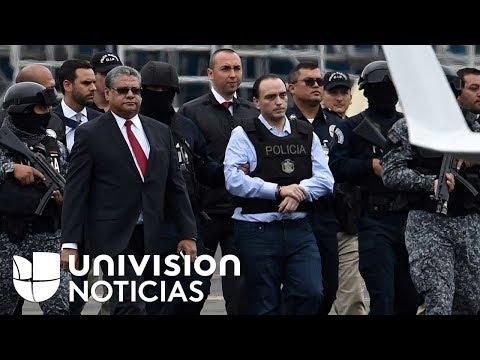 Así extraditan a México al exgobernador de Quintana Roo Roberto Borge tras ser entregado por Panamá