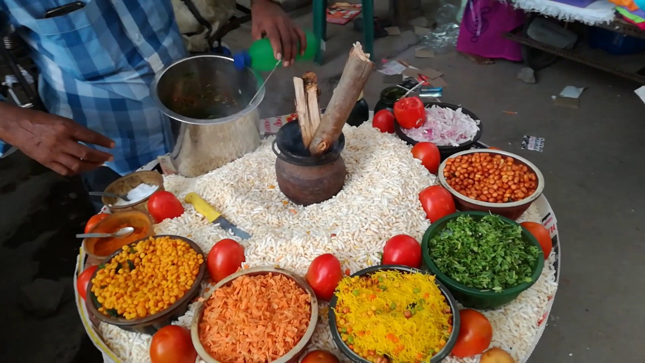 Madurai, Street Food, India