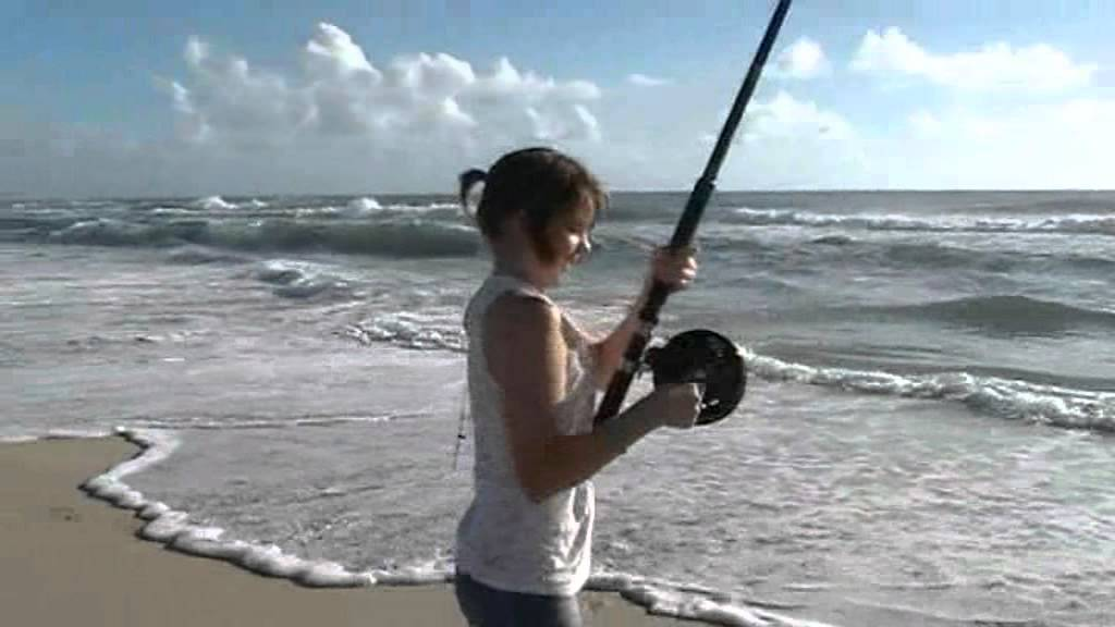 10 year old catches 72 cm tailor on 12 foot rod with alvey. - youtube, Fishing Reels