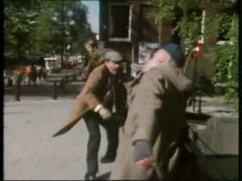 Only Fools and Horses - Amsterdam police chase