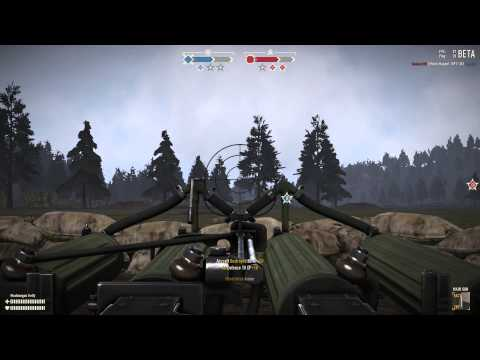 Heroes and Generals - AA Gun Tips & Tricks