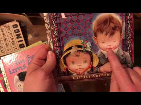 Show and Tell: Antique Store Treasures! Vintage Haul