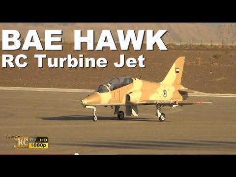 BAE HAWK Turbine Jet - UAE TOP JET 2011