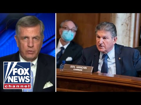 Brit Hume warns if Dems continue attacks on Manchin he could switch to GOP