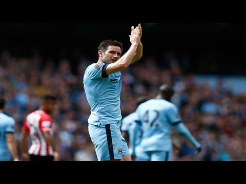 #MU News -On this day in 2014: man city loan lampard