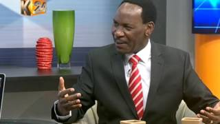K24 Alfajiri: Up Close & Personal with Ezekiel Mutua