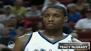 Tracy McGrady Vintage Highlights of Orlando Years & Interview on T Mac's Magic career and retirement