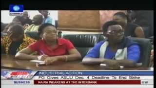 ASUU Strike: FG Threatens Lecturers With Sack