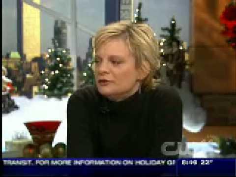 CW11  with Martha Plimpton