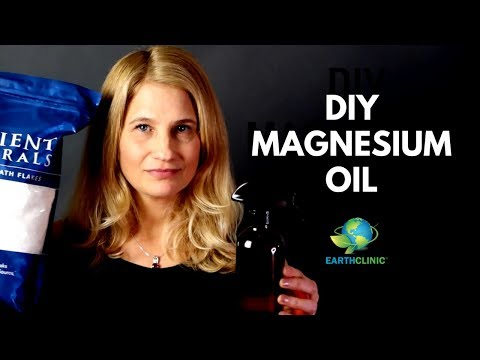 Magnesium Oil Secret Recipe Tips You Need To Know About - Earth Clinic