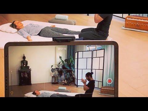 Tutorial Simple Thai Massage At Home