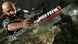 Gameplay Max Payne 3 et Crysis 3 | Raisons absence, projets à venir...