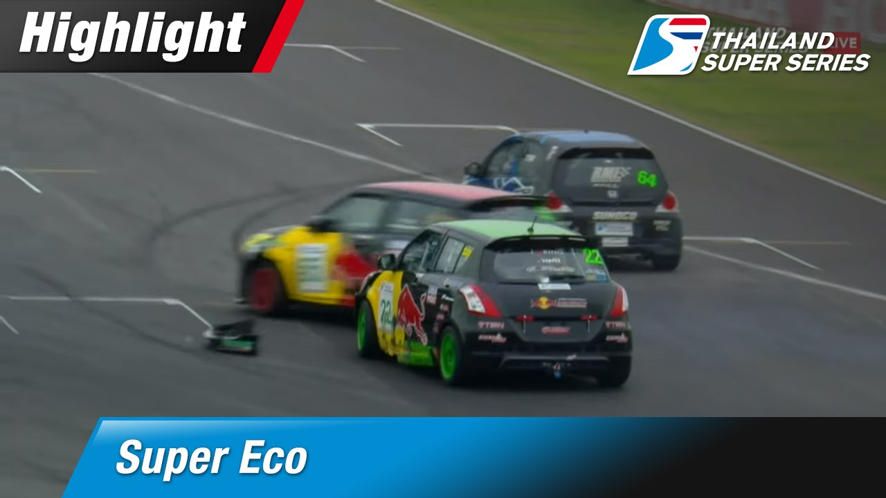 TSS 2016 [Round 1-2] Highlight Super Eco (Sat-21-May)