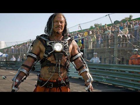 Железный человек против хлыста (Iron Man 2)