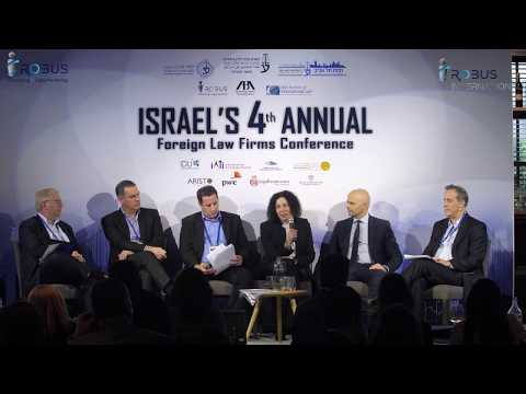 Cyber Security Panel - Israel's 4th foreign law firms conference