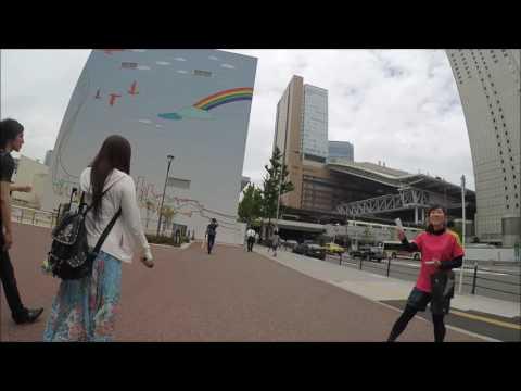 Travel JP : EP10 พาไปชมวิวที่ Umeda Sky Building Floating Garden Observatory