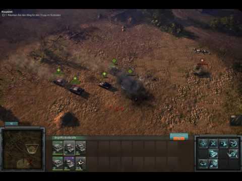 Blitzkrieg 3 Deutsche Kampagne Mission 3