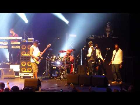 Shaggy, Sly and Robbie live @ 013 Tilburg