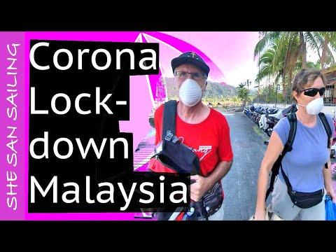 Corona Lockdown in Malaysia - Ep 1 (MCO Phase 1 and 2)
