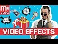 How do you make a video with a consistent style? THE NEW MOVAVI EFFECTS STORE!