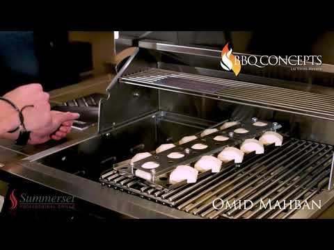 "Summerset Sizzler 26"" Built-in Barbecue Grill Review - BBQ Concepts"