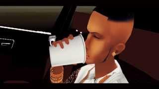 Chief Keef - Macaroni Time (Animated IMVU Video)