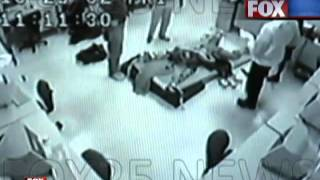 Footage of Judge Rotenberg Center torturing a person with a disability aired in court (Graphic)
