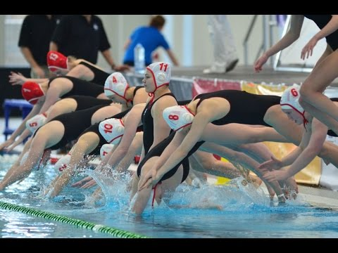 Womens Water Polo Canada (1st) v England (2nd) - Commonwealth Water Polo Championships 2014