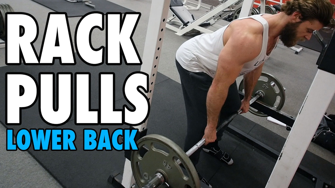 Why pulls the lower back 33