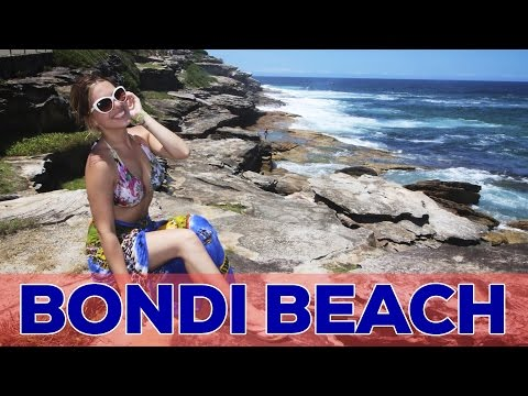 CONHECENDO com estilo BONDI, TAMARAMA & BRONTE BEACH (SYDNEY) - #VEDAImediato09