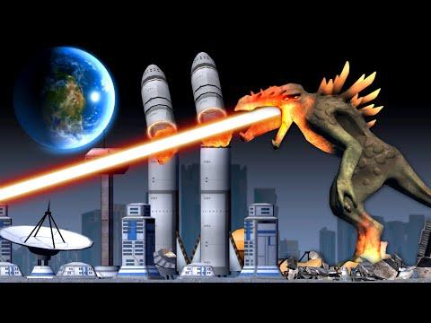 I Released Godzilla