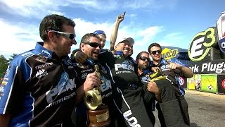 143rd win for 16X World Champ John Force in New England