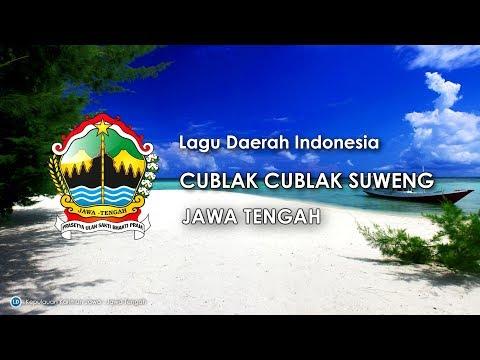 Cublak Cublak Suweng - Lagu Daerah Jawa Tengah (Karaoke dengan Lirik)
