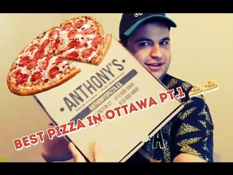 BEST PIZZA IN OTTAWA PT.1