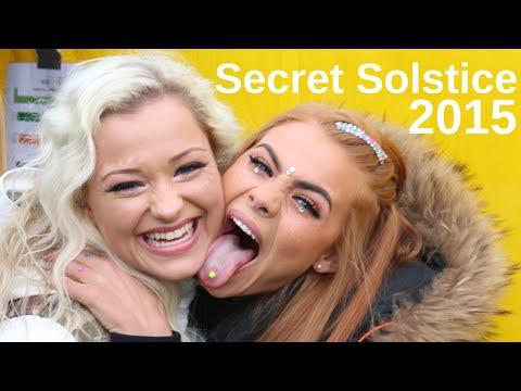 Secret Solstice 2015: Reykjavik, Iceland