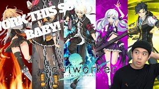 WORK THIS SOUL BABY - Soul Worker and KRITIKA (PC) Live Stream and More