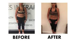 How Geordie Shore's Sophie Kasaei lost over 2 stone and 4 dress sizes with SZK Nutrition!