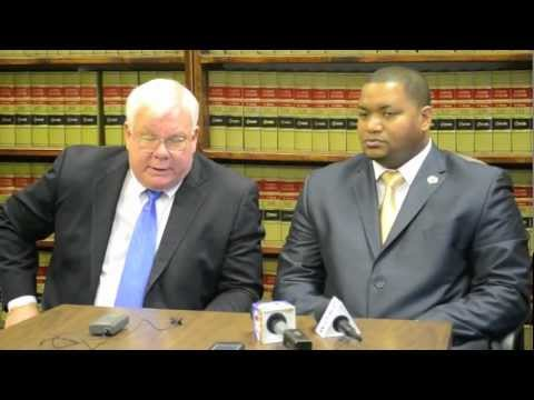 Attorney Ed Jacobs and Marty Small's Press Conference To Announce Lawsuit vs State of New Jersey.mov