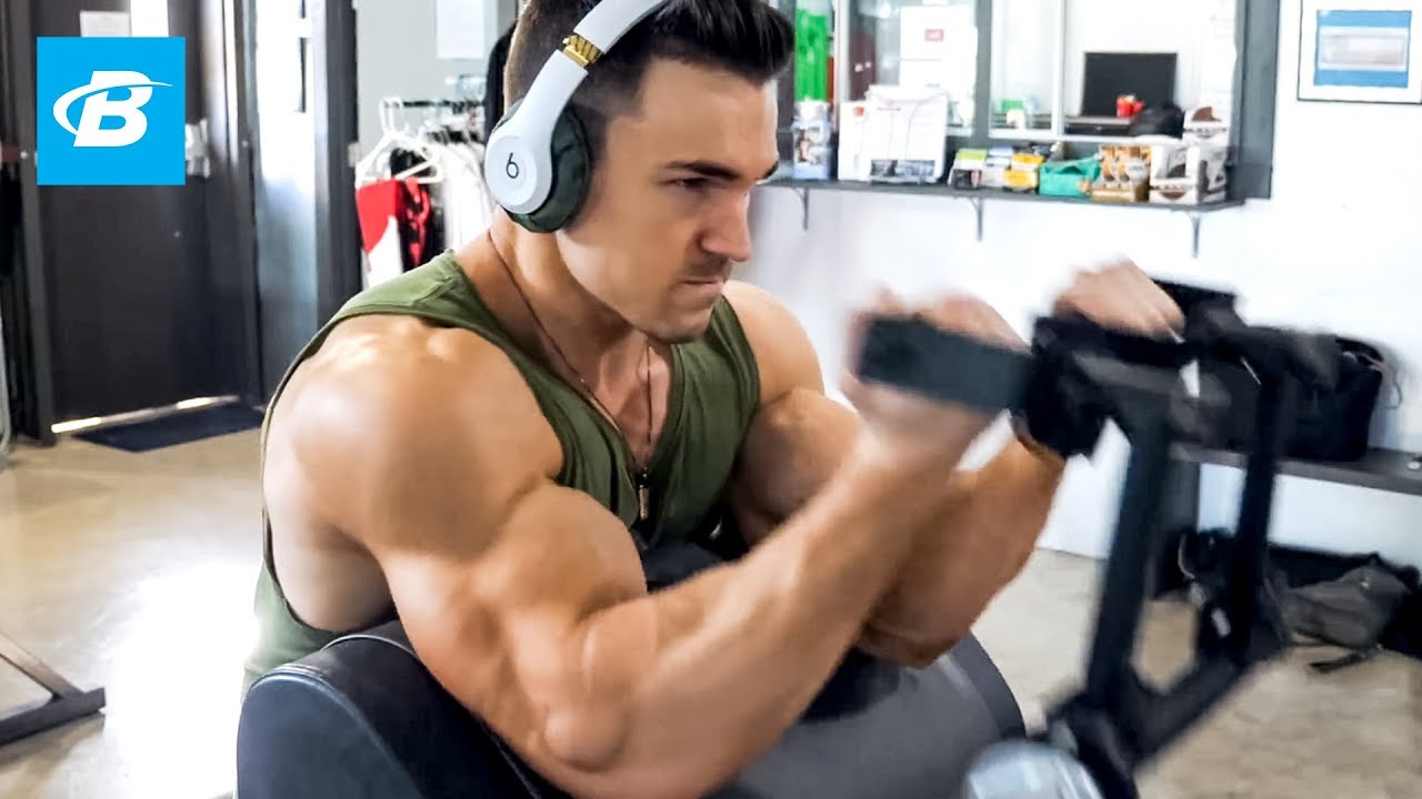 Image result for Mass Building Superset Arm Workout | Abel Albonetti
