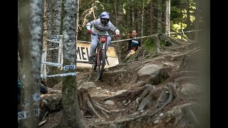 Valentina Höll's Race Run - Canadian Open DH presented by iXS