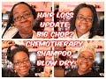 ''BIG CHOP??''  HAIR LOSS'' CHEMO'' MOWHAWK'' SHAMPOO TALK THROUGH